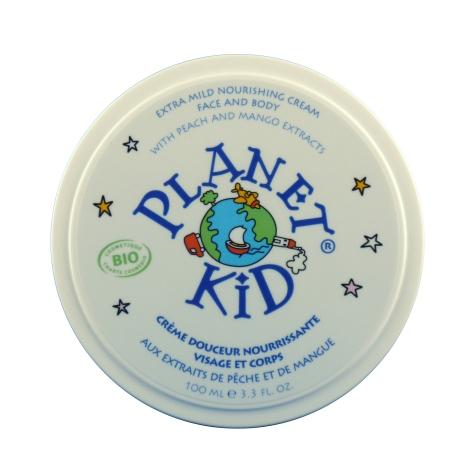 Krem dla dzieci Planet Kid
